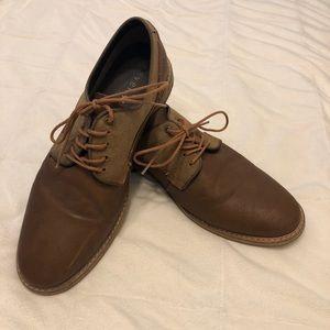 Seven 91 -casual/dress shoe -brown (12)